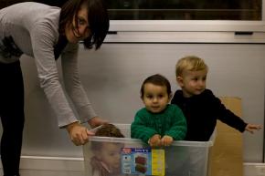 ¿Quieres participar en un proyecto de CoMaternidad y Crianza Compartida en PobleSec?