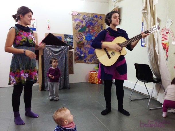 Musica para bebés barcelona