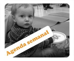 Agenda semanal de babàlia 02-06 dediciembre