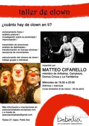 ¿Cúanto hay de Clown enti?