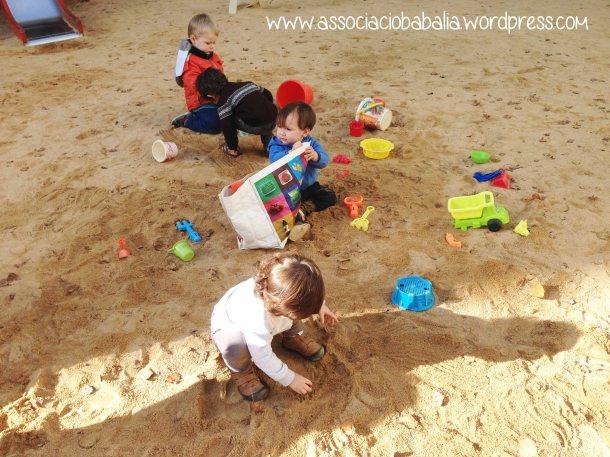 Grupo de crianza Babalia