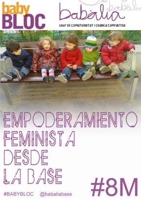Empoderamiento feminista desde laBase