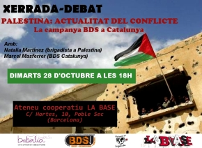 Palestina: Actualitat delConflicte